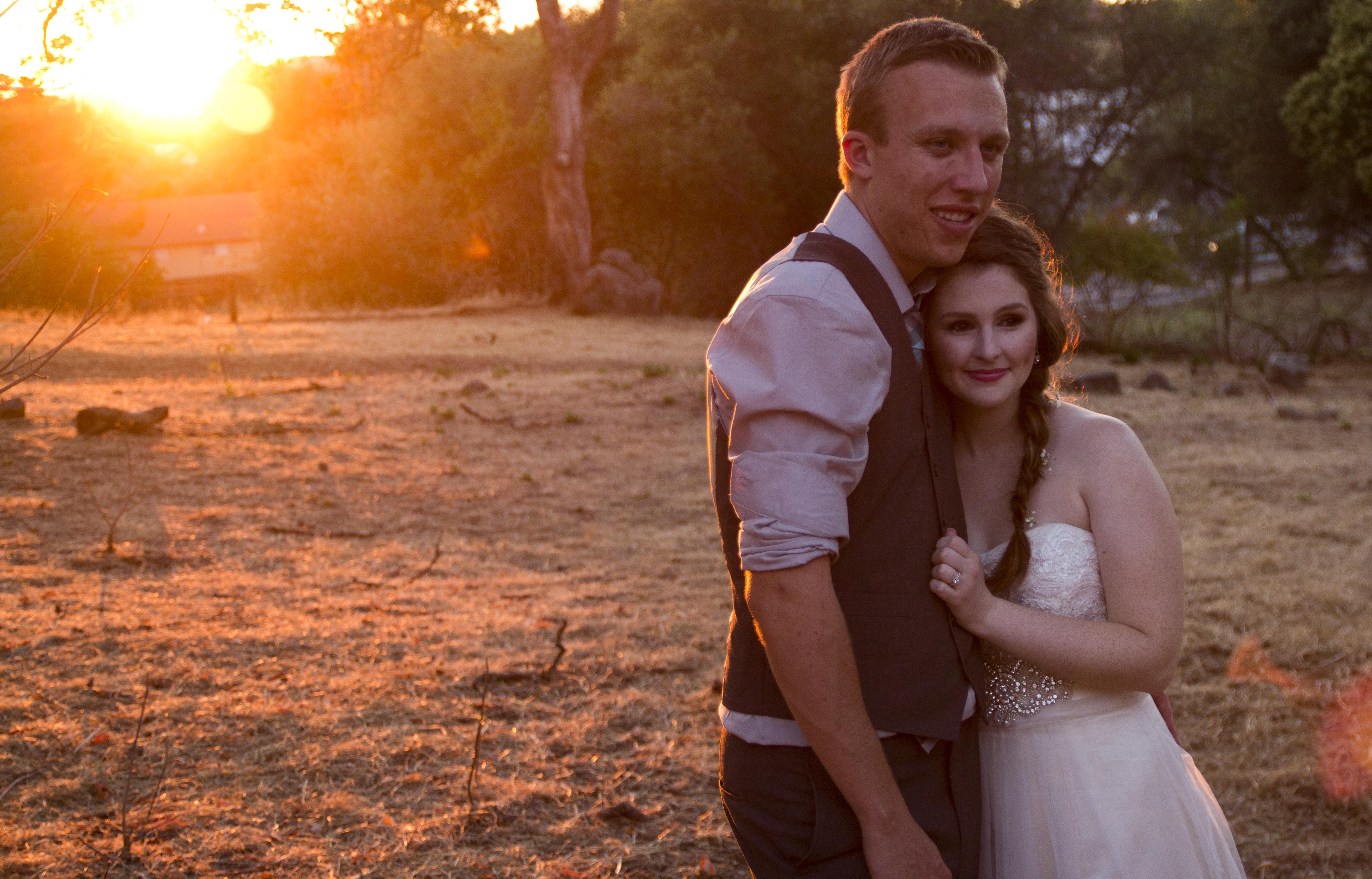 Loomis, CA Wedding